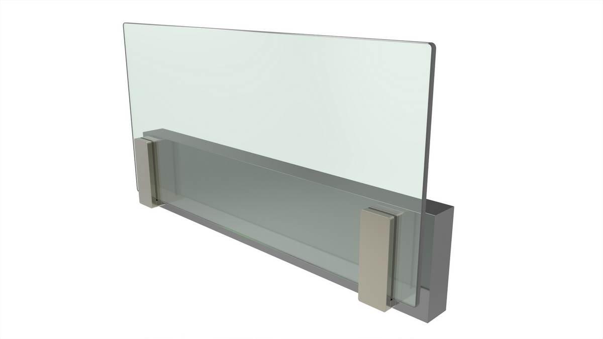 verre fiaxion lateral